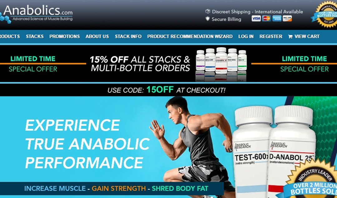 Anabolic Review